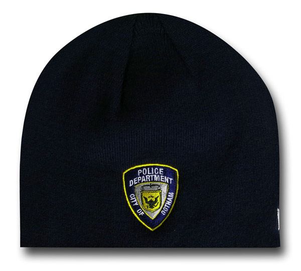 Batman Gotham City Police Beanie