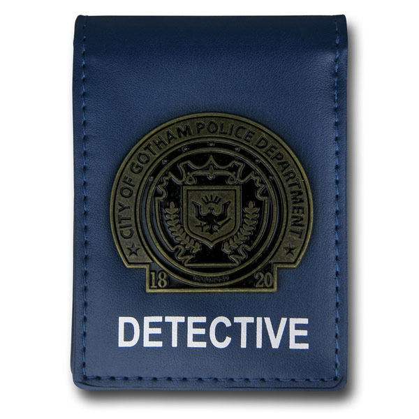 Batman Gotham Police Badge Wallet