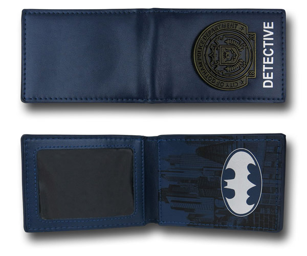 Batman Gotham Police Wallet