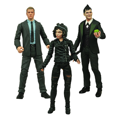Batman Gotham Select Action Figure Set