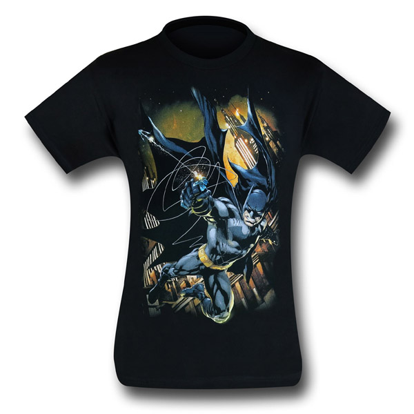 Batman Grapple Fire T-Shirt