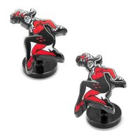Batman Harley Quinn Cufflinks
