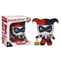 Batman Harley Quinn Fabrikations Plush Figure