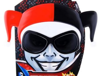 Batman Harley Quinn Jester Hat Sun-Staches