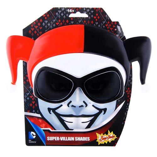 Batman Harley Quinn Jester Hat Sun-Staches