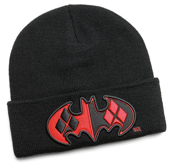 Batman Harley Quinn Logo Beanie
