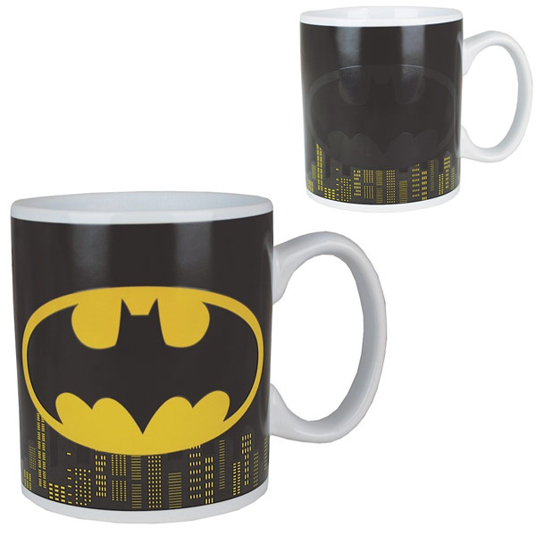 Batman Heat Change Mug