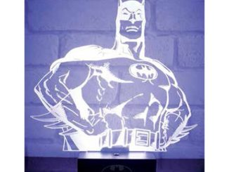 Batman Hero Light