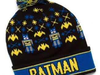 Batman Holiday Pom Beanie