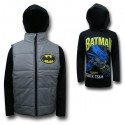 Batman Hoodie and Vest Kids Set