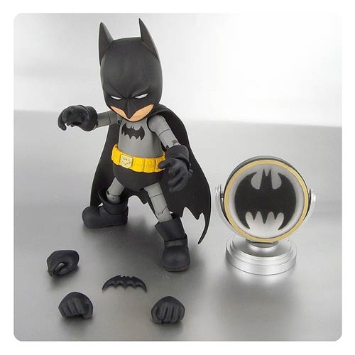Batman Hybrid Metal Figuration Light-Up Action Figure