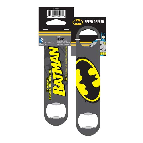 Batman If Found Speed Bottle Opener