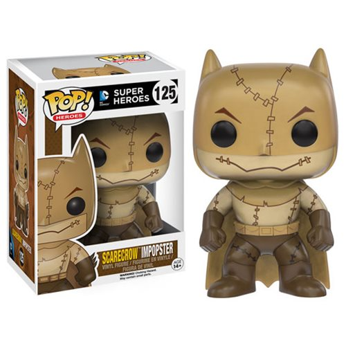 Batman Impopster Scarecrow Pop Vinyl Figure