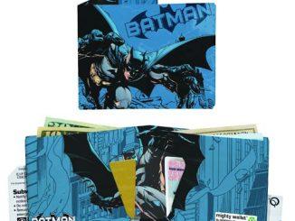 Batman In Action Mighty Wallet
