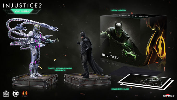 Batman Injustice 2: The Versus Collection