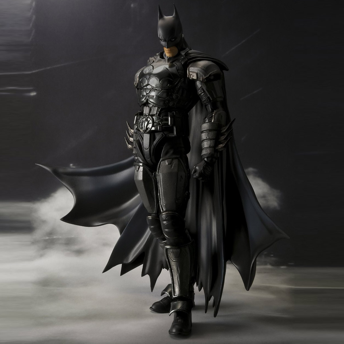 injustice gods among us batman sh figuarts action figure. Black Bedroom Furniture Sets. Home Design Ideas