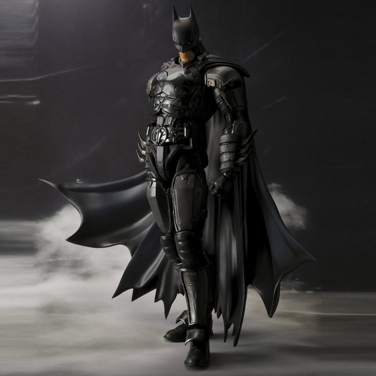 injustice gods among us batman sh figuarts action figure. Black Bedroom Furniture Sets. Home Design Ideas