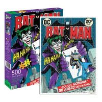 Batman Joker Comic Cover 500-Piece Puzzle