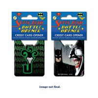 Batman Joker Comic Credit Card Bottle Opener