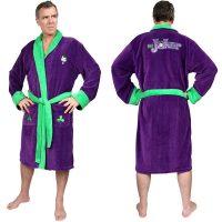Batman Joker Cotton Bath Robe