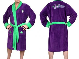 Batman Joker Cotton Bath Robe