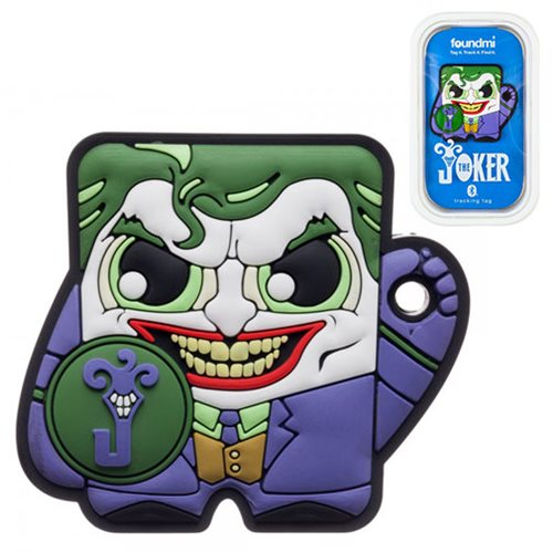 Batman Joker FoundMi Bluetooth Tracker