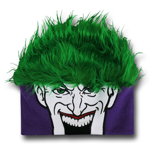 Batman Joker Hair Beanie