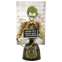 Batman Joker Mugshot Bust