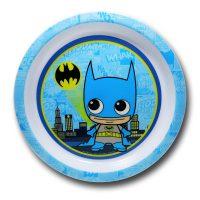 Batman Kawaii Dish Set