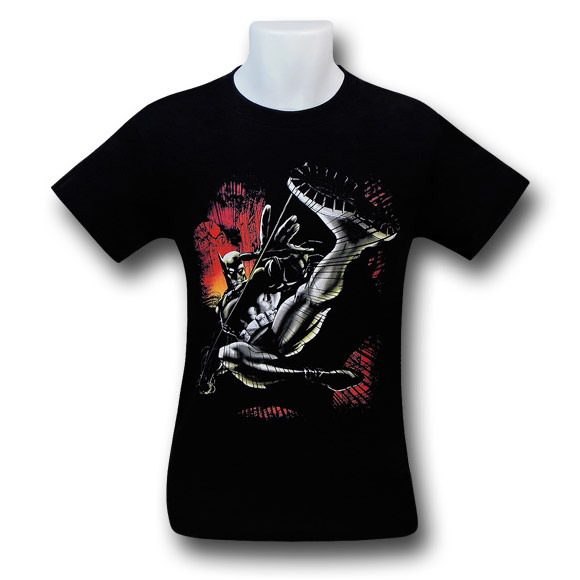 Batman Kick Swing TShirt