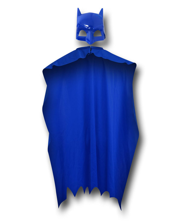 Batman Kids Mask and Cape Set