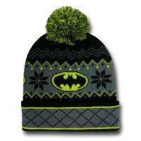 Batman Knit Cuff Beanie