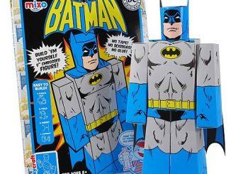 Batman Kookycraft Papercraft