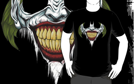 Batman Last Laugh T Shirt