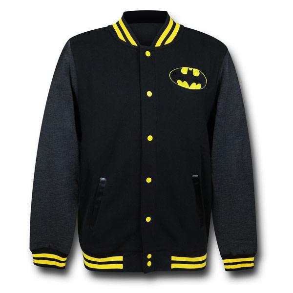 Batman Letterman Jacket