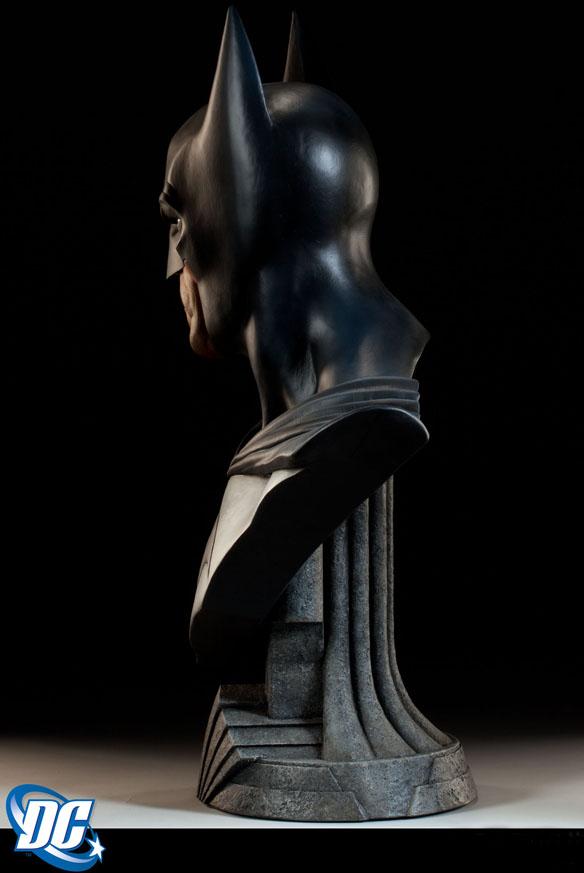 Batman Life-Size Bust Statue