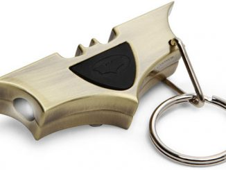 Batman Light Signal Keychain