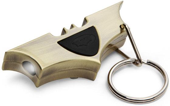 Batman Light Signal Keychain
