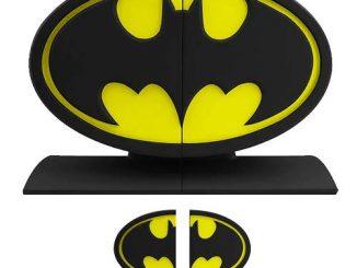 Batman Logo Bookends Statues