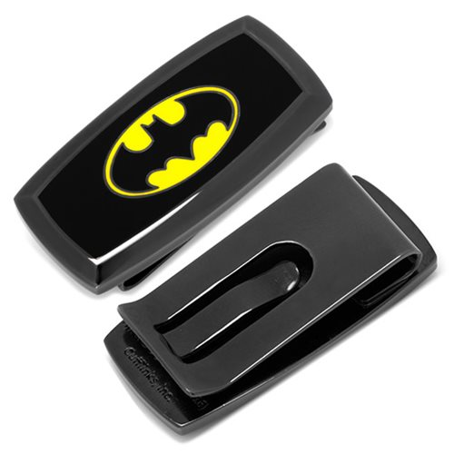 Batman Logo Cushion Money Clip