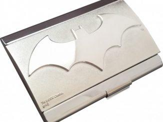 Batman Logo DC Comics Business Card Holder