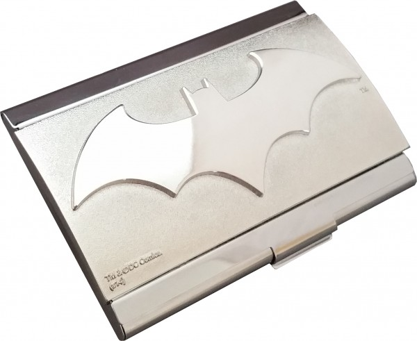 Batman Logo DC Comics Business Card Holder