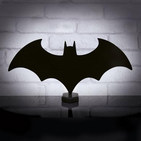 Batman Logo Eclipse Light