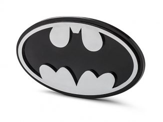 Batman Logo Injection Molded Emblem