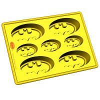 Batman Logo Silicon Tray