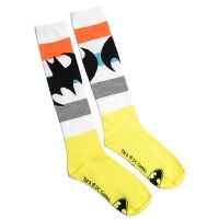 Batman Logo Socks
