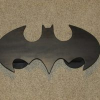Batman Logo Table