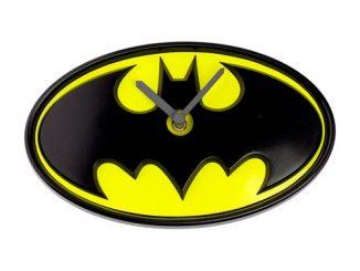 Batman Logo Wobble Wall Clock