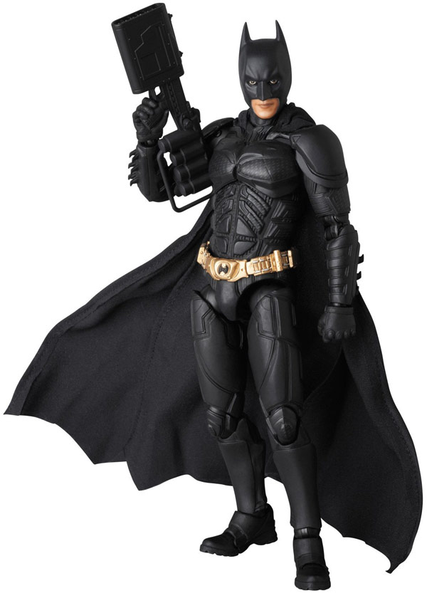 Batman Miracle Action Figure Version 2 Action Figure