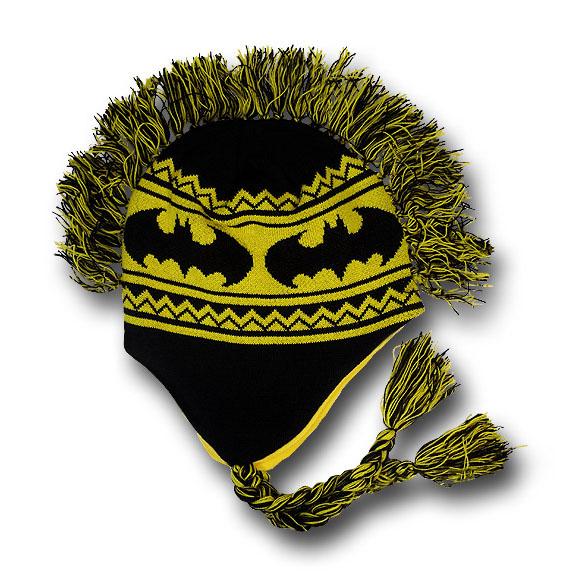 Batman Mohawk Peruvian Hat